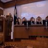 Günter Hannich als Finanzexperte an der Universität Minsk